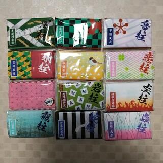 バンダイ(BANDAI)のミニポケットティッシュ12個(日用品/生活雑貨)