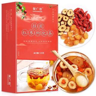 竜眼ナツメ茶 薬膳茶 漢方茶 健康茶 美容茶  12袋 (健康茶)
