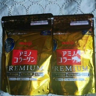 メイジ(明治)の💮さら~り様専用💮 明治 アミノコラーゲン 2袋set(コラーゲン)