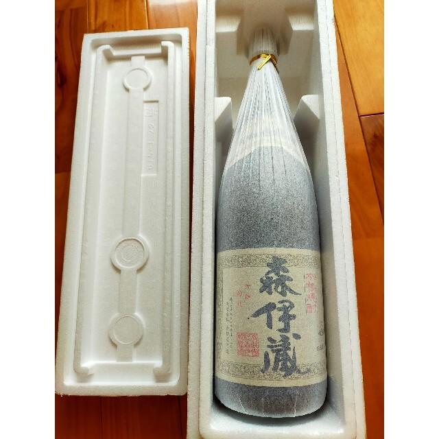 森伊蔵 食品/飲料/酒の酒(焼酎)の商品写真