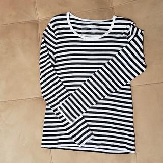 ムジルシリョウヒン(MUJI (無印良品))のMUJI ボーダー (Tシャツ(長袖/七分))