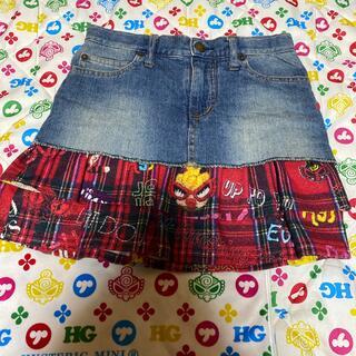 ヒステリックミニ(HYSTERIC MINI)のヒステリックミニ スカート(スカート)