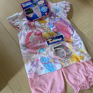 バンダイ(BANDAI)のトロピカルージュプリキュア 光るパジャマ 110cm(パジャマ)