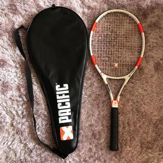 パシフィック pacific 硬式 テニスラケット