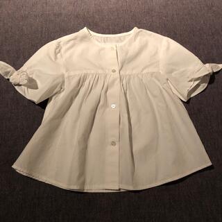 ザラ(ZARA)のZARA  半袖 トップス(Tシャツ/カットソー)