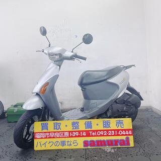 スズキ(スズキ)のSUZUKI レッツ4 CA41A FI 実働4サイクル原付バイク 福岡市内発(車体)