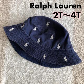 ラルフローレン(Ralph Lauren)のラルフローレン キッズ バケットハット(帽子)