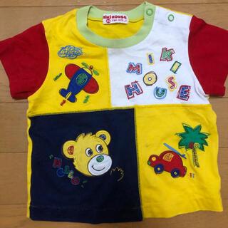 ミキハウス(mikihouse)のミキハウス Tシャツ80(Tシャツ)