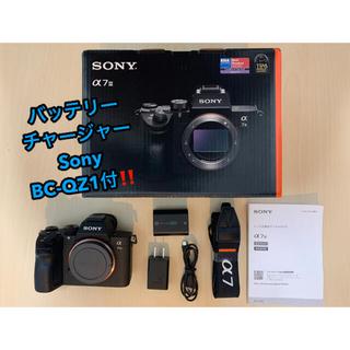 SONY - 【美品】SONY α7IIIボディ ILCE-7M3 (Sony a7iii)