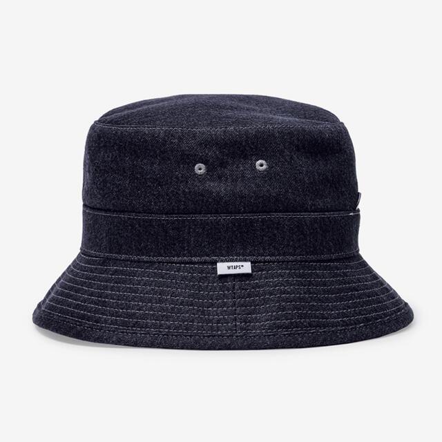 W)taps(ダブルタップス)のLサイズ wtaps BUCKET 01 HAT COTTON. DENIM メンズの帽子(ハット)の商品写真