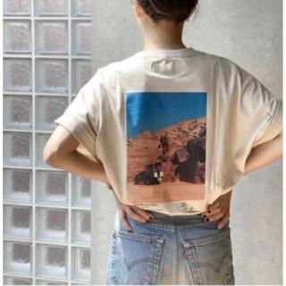 プラージュ(Plage)のplage ジェーンスミス フォトTシャツ(Tシャツ(半袖/袖なし))