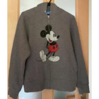 ディズニー(Disney)の最終 価格 美品 ディズニー ミッキパーカーカーディガン(その他)