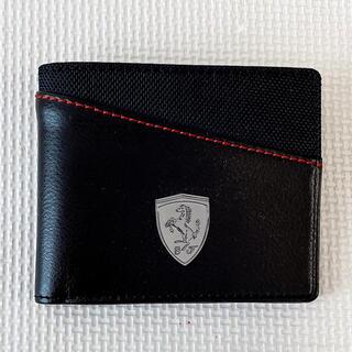プーマ(PUMA)の【新品未使用】★PUMA★プーマ★折財布★ブラック(折り財布)