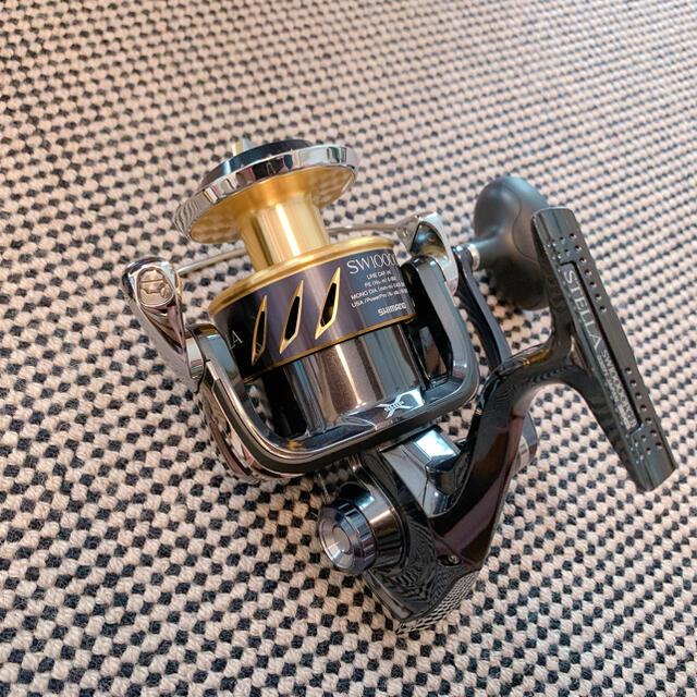 SHIMANO(シマノ)のSHIMANO 13STELLA SW10000PG シマノ 13ステラ スポーツ/アウトドアのフィッシング(リール)の商品写真