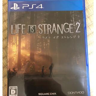 PlayStation4 - 【PS4】LIFE IS STRANGE2/ライフイズストレンジ2