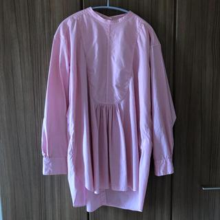 コモリ(COMOLI)のoutil ドレスシャツ(シャツ/ブラウス(長袖/七分))