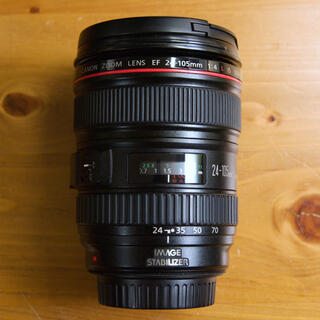 Canon - Canon EF ZOOM LENS 24-105mm/F4 キヤノン