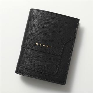 Marni - MARNI(マルニ) サフィアーノレザー 二つ折り財布