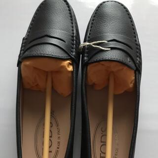 トッズ(TOD'S)のTOD'Sの上質なローファー エルメス  (ローファー/革靴)