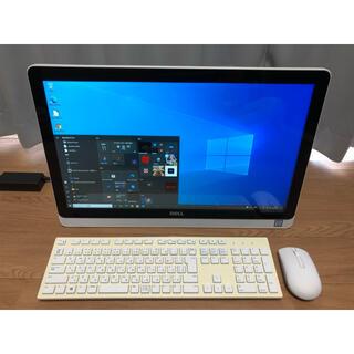 DELL - DellデスクトップPC/Core i3/4GB /タッチ対応21.5インチ
