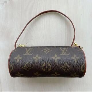 LOUIS VUITTON - 【R-1768】ルイヴィトン モノグラム パピヨン付属ポーチ