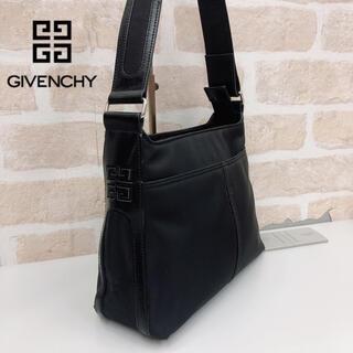 GIVENCHY - ジバンシィ ワンショルダーバッグ ショルダーバッグ ブラック ロゴ付き