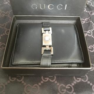 Gucci - GUCCI ジャッキー財布
