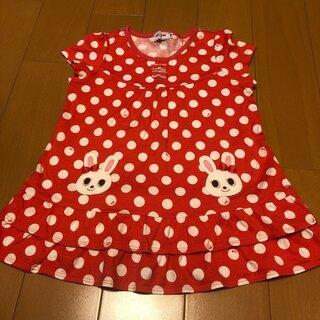 mikihouse - ミキハウス110cm半袖Tシャツ女の子