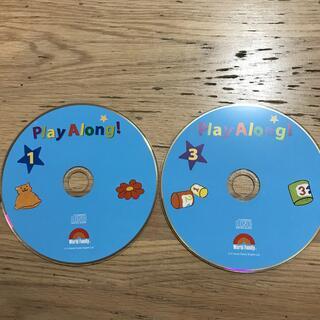 Disney - ワールドファミリー Play Along!1と3