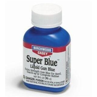 バーチウッド スーパーブルー SUPER BLUE ガンブルー ブルーイング(その他)