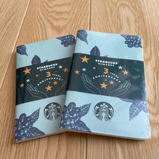 Starbucks Coffee - スターバックス モレスキンノート 4冊