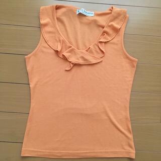 ケイタマルヤマ(KEITA MARUYAMA TOKYO PARIS)のKEITA MARUYAMA ノースリーブ(Tシャツ(半袖/袖なし))