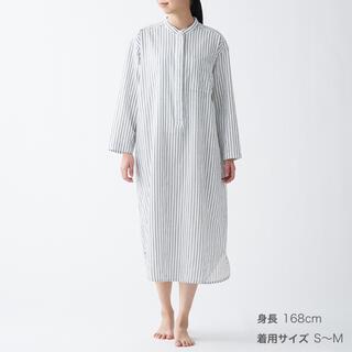 ムジルシリョウヒン(MUJI (無印良品))の無印良品  ワンピース  パジャマ  二重ガーゼ  オーガニックコットン  新品(パジャマ)