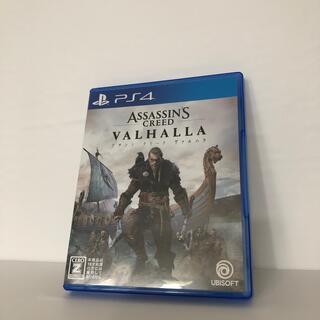 PlayStation4 - 中古 アサシン クリード ヴァルハラ PS4