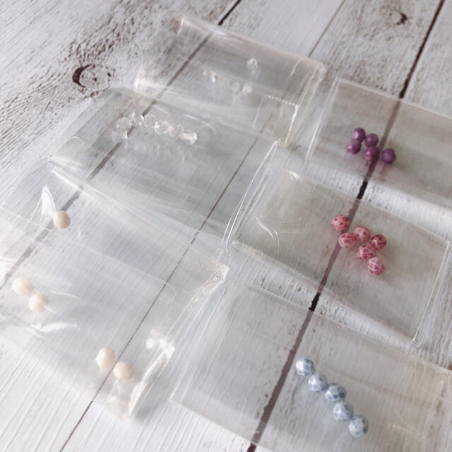貴和製作所(キワセイサクジョ)の貴和製作所 チェコビーズ 詰め合わせ ハンドメイドの素材/材料(各種パーツ)の商品写真
