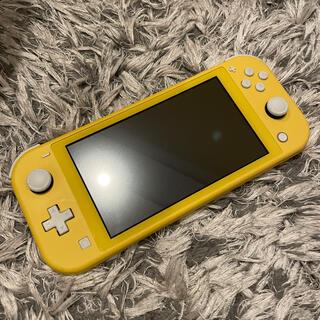 Nintendo Switch - Nintendo Switch Lite Yellow