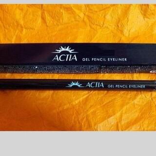 エイボン(AVON)の新品未使用 ブラック 汗・皮脂・水に強い アクティ ジェル ペンシルアイライナー(アイライナー)