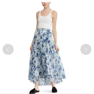 ポロラルフローレン(POLO RALPH LAUREN)のPOLO RALPH LAUREN  美品 値下げ 巻きスカート(ひざ丈スカート)