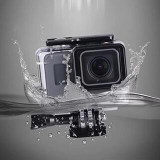 ゴープロ(GoPro)のGoPro hero 5 6 7防水防塵保護ハウジングアクセサリゴープロHERO(ビデオカメラ)