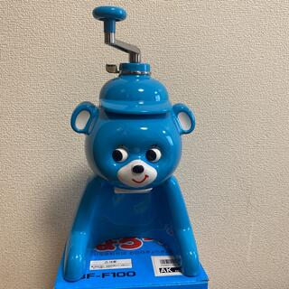 TIGER - きょろちゃん タイガー 氷削り器 かき氷器 復刻版