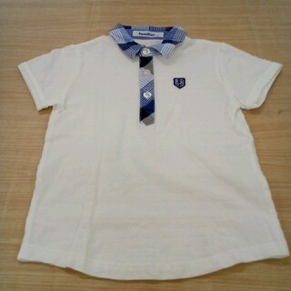 familiar - ファミリア 110cm 半袖 ポロシャツ 02MN06111442