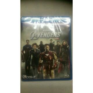 マーベル(MARVEL)の初回限定盤 Avengers アベンジャーズ Blu-ray(外国映画)
