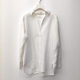 IENA - IENA オーバーシャツ