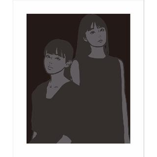 メディコムトイ(MEDICOM TOY)のKYNE / Untitled : F (版画)