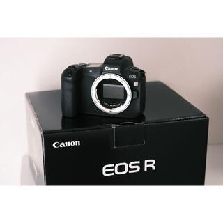 Canon - Canon EOS R 本体