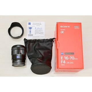 "SONY - デジタル一眼カメラ""α""[Eマウント]用レンズ SEL1670Z"