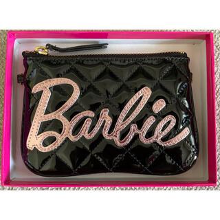 バービー(Barbie)のBarbie(バービー) ポーチ、定期入れ 新品未使用(ポーチ)