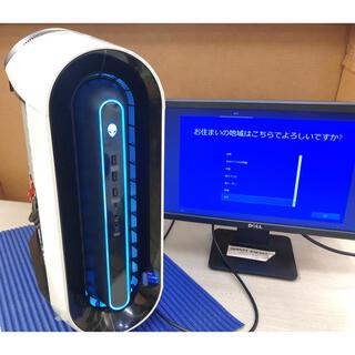 DELL - ALIENWARE core i7 R12ゲーミングPCデスクトップ(グラボなし