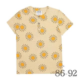 こども ビームス - CarlijnQ Sunshine Tシャツ 86-92