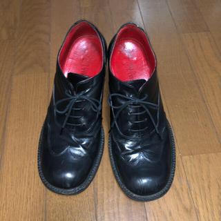 Jean-Paul GAULTIER - ジャンポールゴルチェ 革靴 7cmヒール